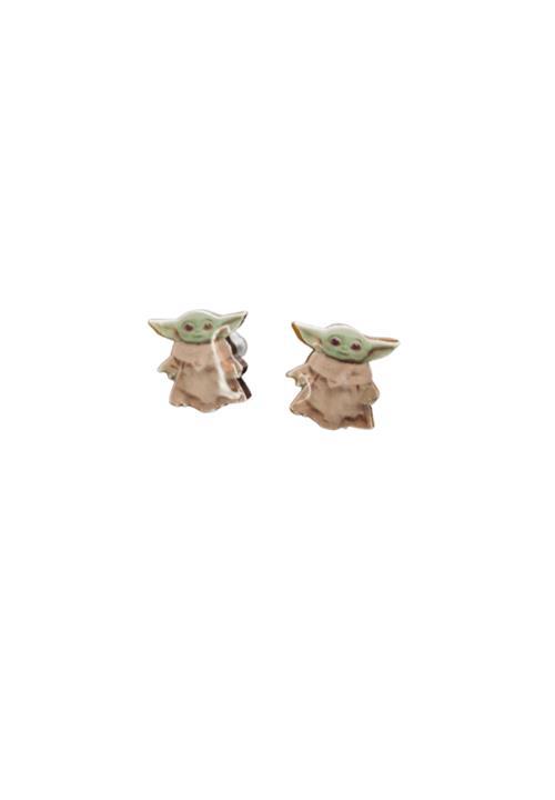 Baby Yoda stud earrings