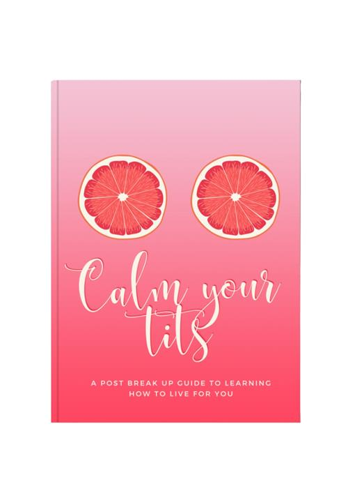 CALM YOUR TITS: A BREAKUP JOURNAL
