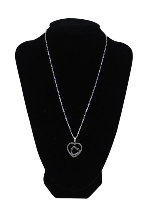 Stainless Steel Heart Chain