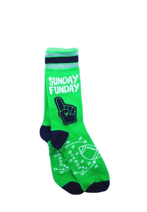 Funky Sunday Funday Socks