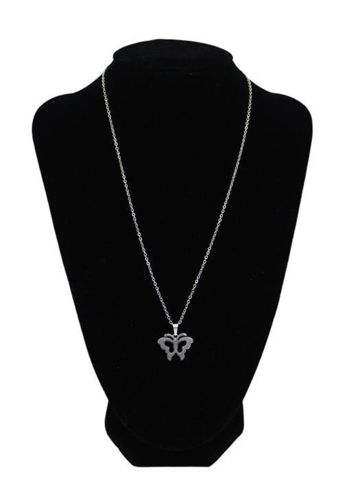 Stainless Steel Butterfly Chain - Large