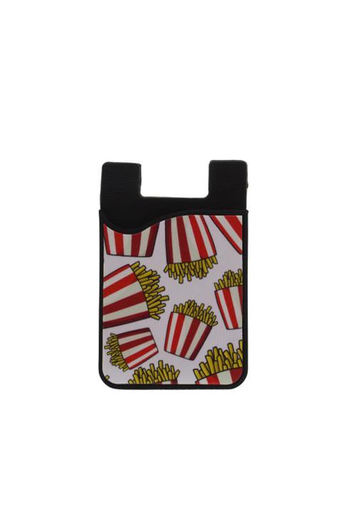Fries Cellphone Card Holder