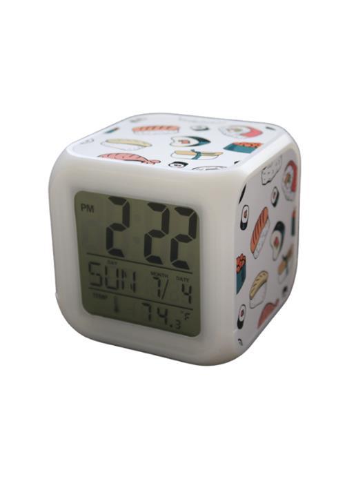 Digital Sushi Alarm Clock