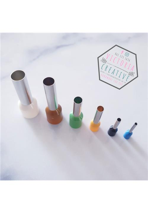 TINY METAL CUTTER SET - POLYMER CLAY CUTTERS