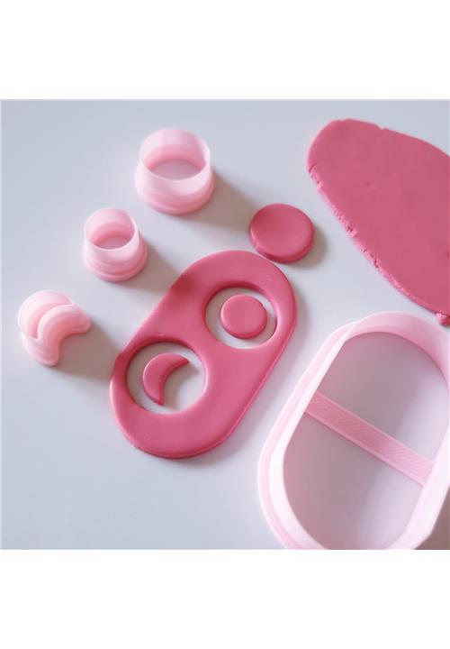 POLYMER CLAY CUTTER COMBO 1