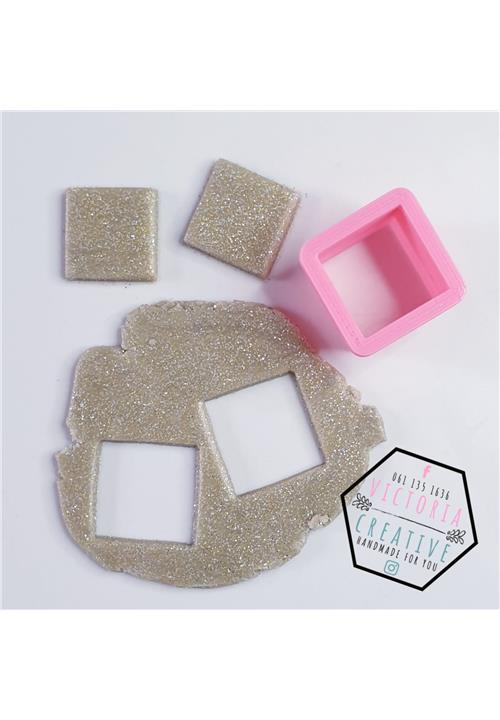 SQUARE POLYMER CLAY CUTTER