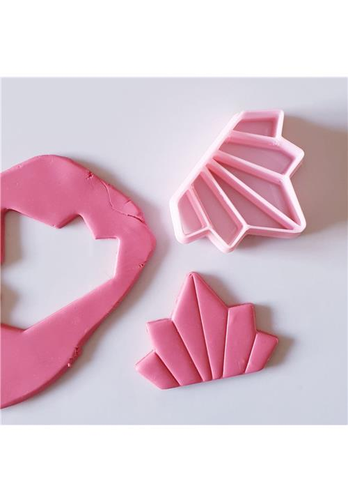 EMBOSSING CUTTER 6 - POLYMER CLAY CUTTERS