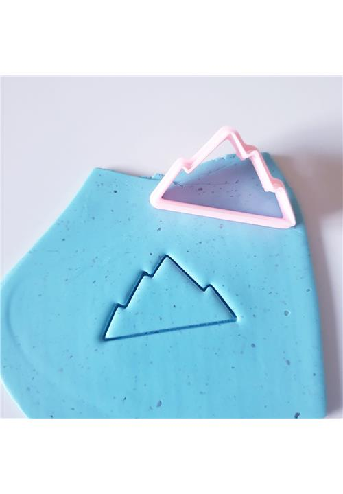 MOUNTAIN - POLYMER CLAY CUTTERS