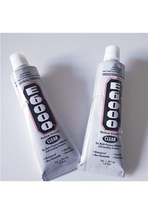 E6000 GLUE - CLEAR
