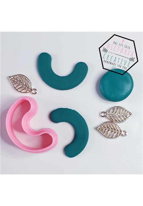 JELLY BEAN POLYMER CLAY CUTTER